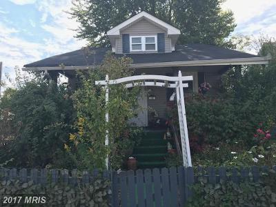 Brentwood Single Family Home For Sale: 3913 Newark Road