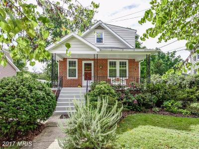 Riverdale Single Family Home For Sale: 4907 Somerset Road