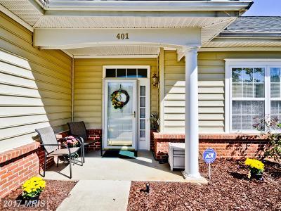 Upper Marlboro Single Family Home For Sale: 401 Donovan Way