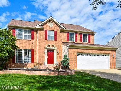 Upper Marlboro Single Family Home For Sale: 13400 Trumpeter Swan Court