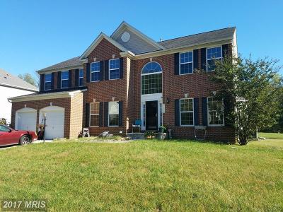 Upper Marlboro Single Family Home For Sale: 13607 Wood Ember Drive