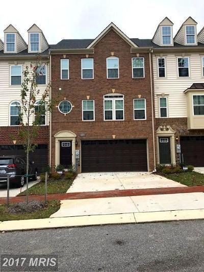 Beech Tree, Beechtree Townhouse For Sale: 15523 Sunningdale Place