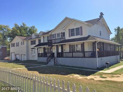 Oxon Hill Single Family Home For Sale: 801 Owens Road