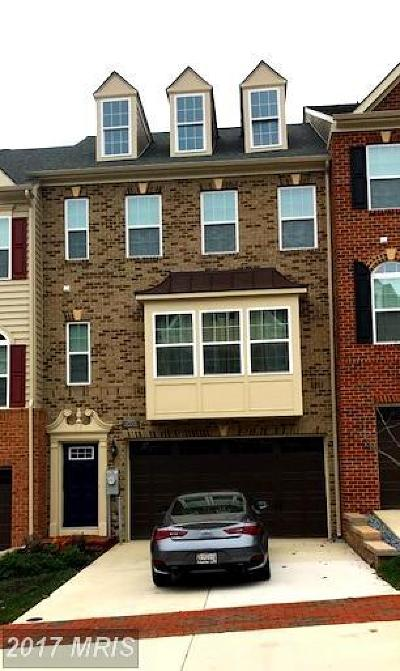 Beech Tree, Beechtree Townhouse For Sale: 15519 Sunningdale Place