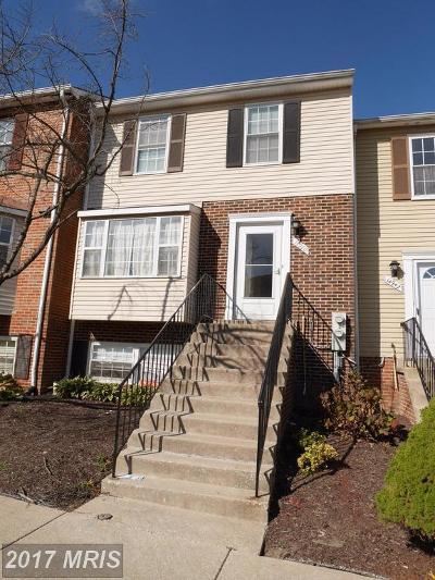 Laurel Rental For Rent: 14940 Cherrywood Drive #3H