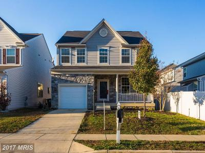 Brandywine Single Family Home For Sale: 7134 Britens Way