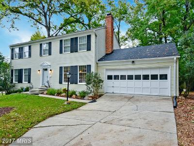 Fort Washington Single Family Home For Sale: 12802 Berwick Circle