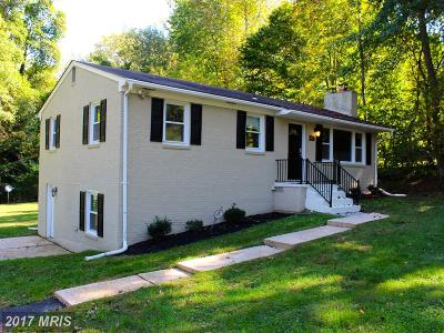 Brandywine Single Family Home For Sale: 3006 Danville Road