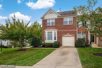 Bowie Townhouse For Sale: 2044 Woodshade Court
