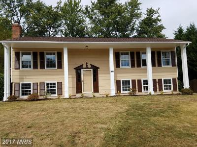 Laurel Single Family Home For Sale: 6422 Darwin Road