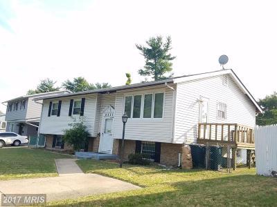 Lanham Single Family Home For Sale: 6554 Princess Garden Parkway