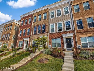 Beltsville Townhouse For Sale: 12609 Brickyard Boulevard