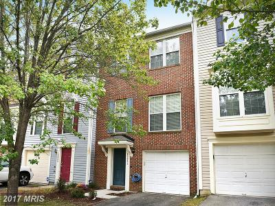 Marlton, Marlton South, Marlton Town, Marlton Town Center Townhouse For Sale: 12921 Marlton Center Drive