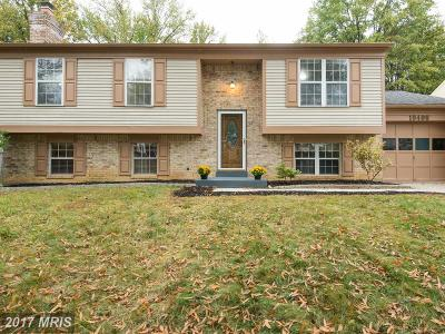 Laurel, Glenn Dale Single Family Home For Sale: 10408 Balsamwood Drive