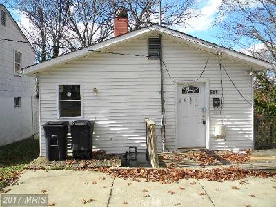 Riverdale Single Family Home For Sale: 6412 57th Avenue