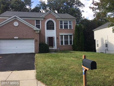 Bowie MD Single Family Home For Sale: $419,000