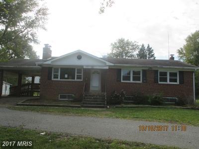 Upper Marlboro Single Family Home For Sale: 13201 Brooke Lane