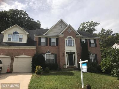 Bowie Single Family Home For Sale: 14911 Ridge Farm Court