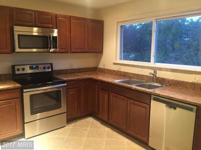 Upper Marlboro Single Family Home For Sale: 7704 Gambier Drive