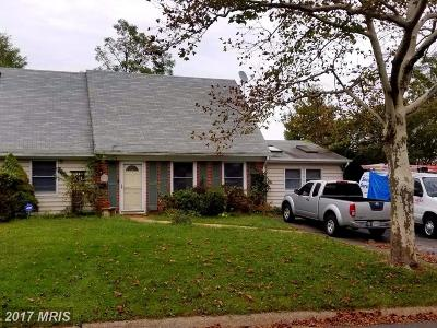 Bowie MD Single Family Home For Sale: $289,900