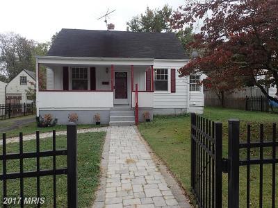Morningside Single Family Home For Sale: 6715 Larkspur Road