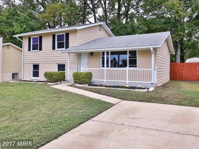 Capitol Heights Single Family Home For Sale: 6702 Weston Avenue