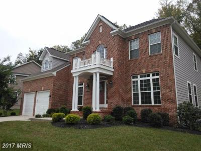 Upper Marlboro Single Family Home For Sale: 1907 Lake Forest Drive