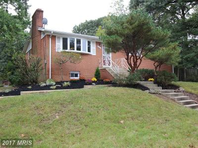 Clinton MD Single Family Home For Sale: $299,900