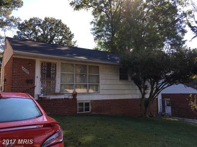 New Carrollton Single Family Home For Sale: 6005 89th Avenue
