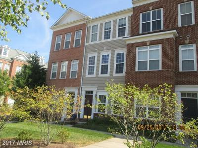 Suitland Townhouse For Sale: 4202 Milledge Boulevard