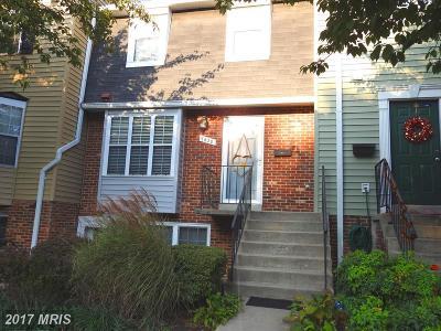 Laurel Townhouse For Sale: 7628 Arbory Court #53