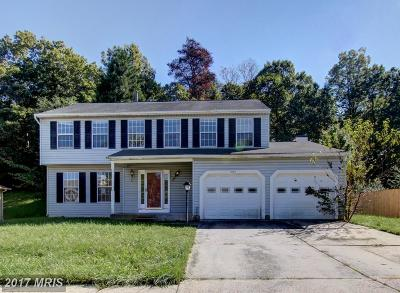 Prince Georges Single Family Home For Sale: 8609 Undermire Court