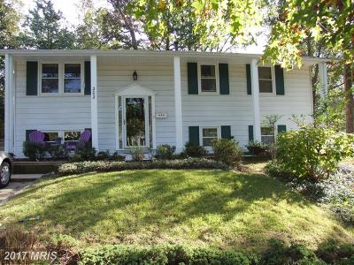 Prince Georges Single Family Home For Sale: 202 Lastner Lane
