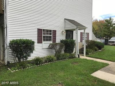 Upper Marlboro Rental For Rent: 122 Azalea Court #27-6