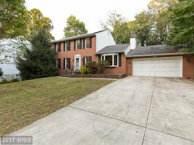 Upper Marlboro Single Family Home For Sale: 8304 Trumps Hill Road