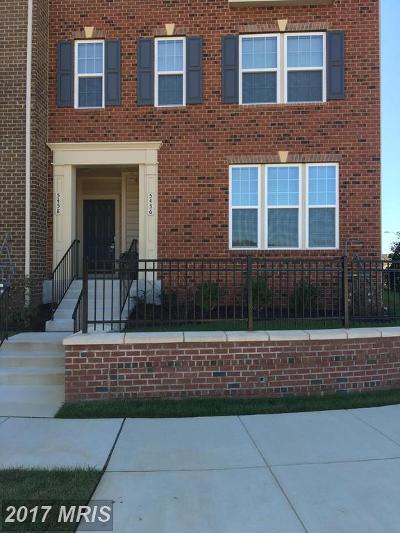 Greenbelt Single Family Home For Sale: 5456 Stream Bank Lane