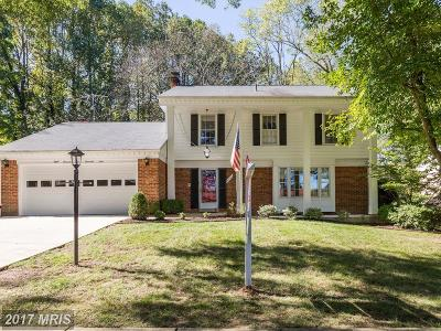 Marlton, Marlton South, Marlton Town, Marlton Town Center Single Family Home For Sale: 8409 Thornberry Drive W