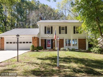 Upper Marlboro Single Family Home For Sale: 8409 Thornberry Drive W