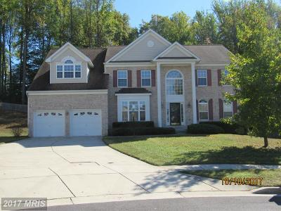Clinton MD Single Family Home For Sale: $469,900