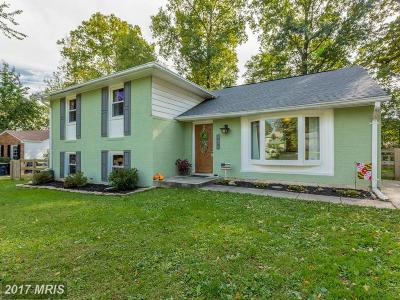 Laurel Single Family Home For Sale: 16101 Jerald Road