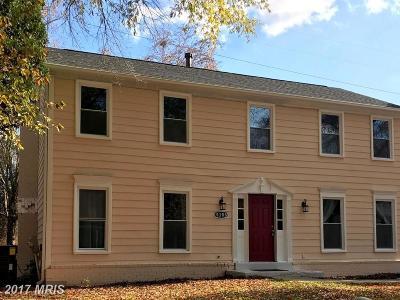 Upper Marlboro Single Family Home For Sale: 9308 Grandhaven Avenue