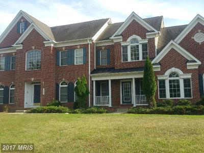 Bowie Single Family Home For Sale: 14605 Dawn Court