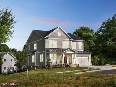 Capitol Heights Single Family Home For Sale: 1210 Nova Avenue