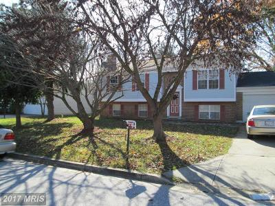 Bowie Single Family Home For Sale: 4106 New Haven Drive