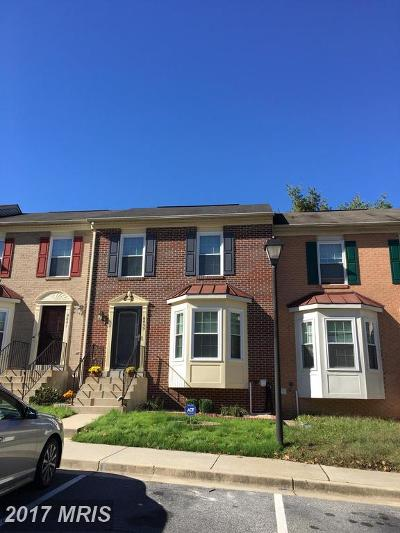 District Heights Rental For Rent: 8839 Ritchboro Road