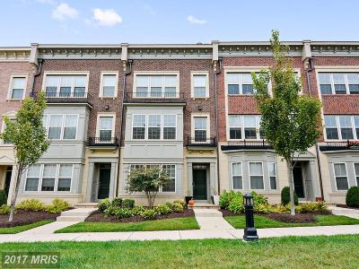 Oxon Hill Townhouse For Sale: 707 River Mist Drive