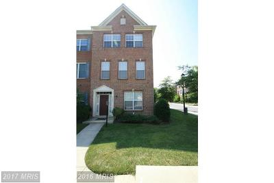 Bowie Rental For Rent: 5200 Lynns Retreat Drive #137