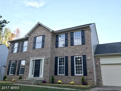 Bowie, Upper Marlboro Single Family Home For Sale: 13928 Carlene Drive
