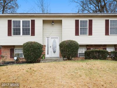 Fort Washington MD Single Family Home For Sale: $285,000