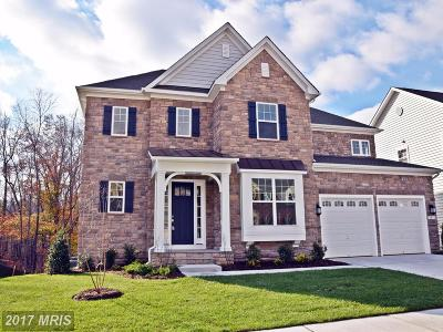 Bowie, Upper Marlboro Single Family Home For Sale: 2911 Winterbourne Drive